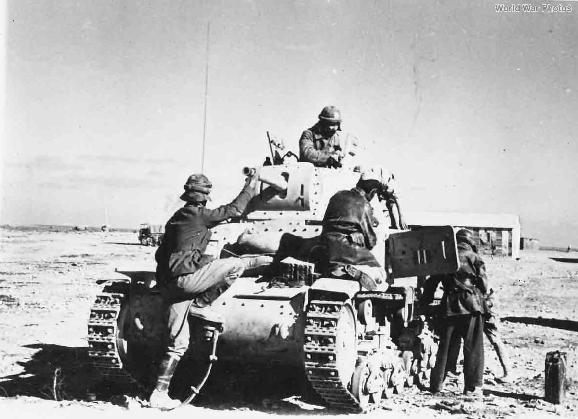 M13/40 Africa 2