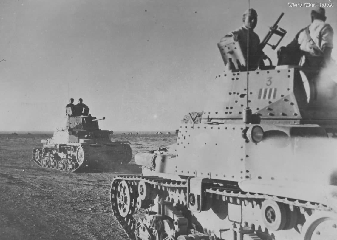 M13/40 Egipt