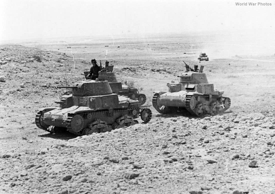 M13/40 Libia 1941 2