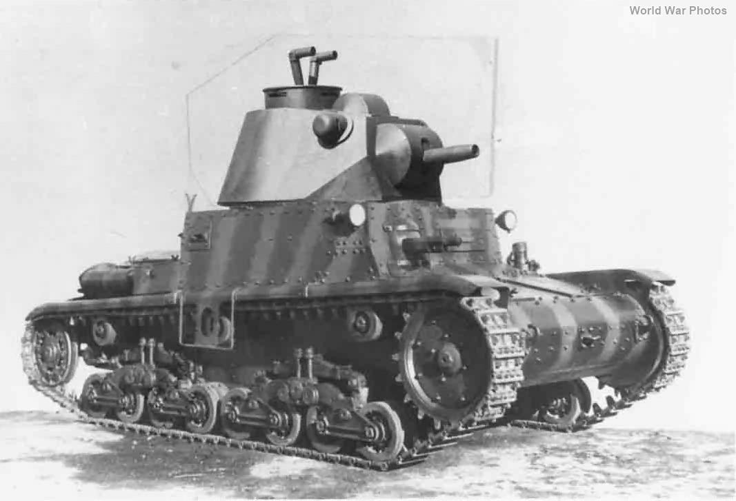 M13/40 Toretta Telemetrica 2