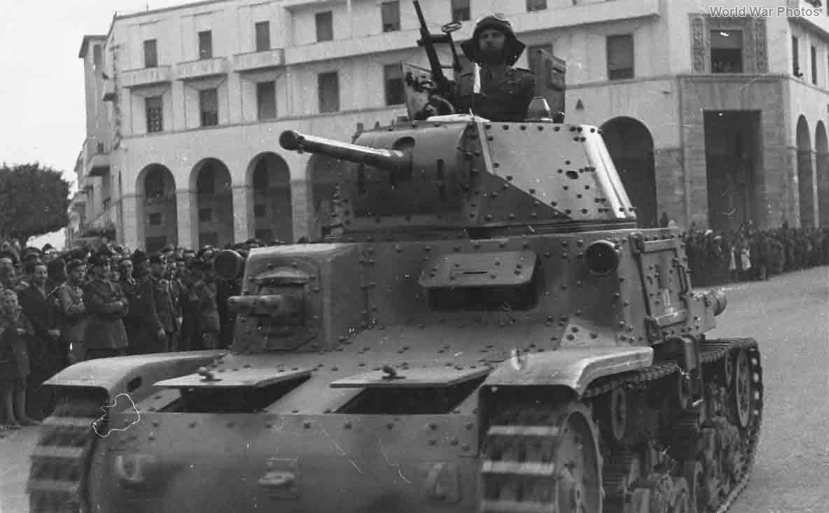 M13/40 Tripoli II Serie