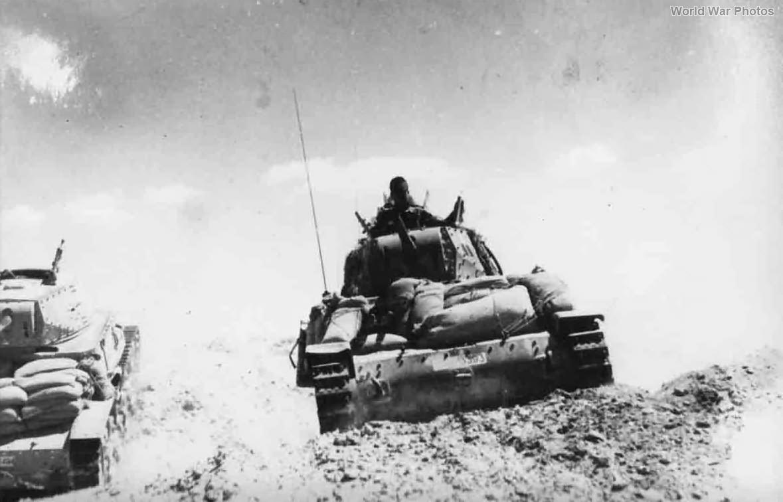 M13/40 Tunisia 1943