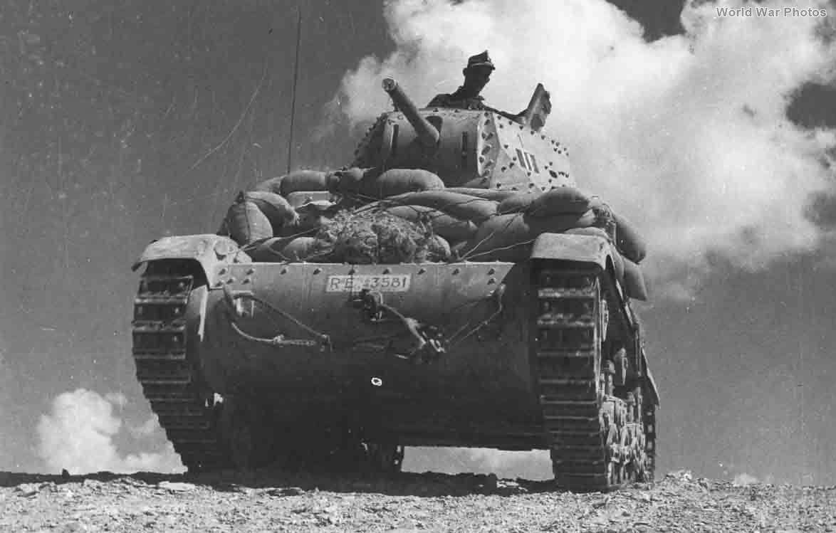 M13/40 Tunisia 43