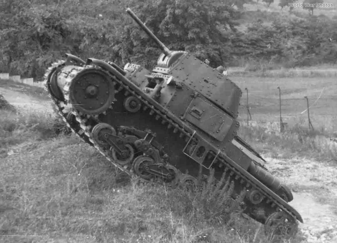 M13/40 prototype