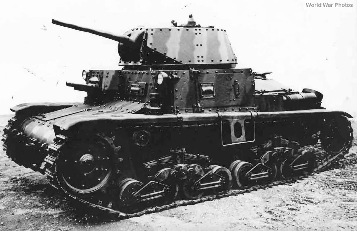 M13/40 prototype 3
