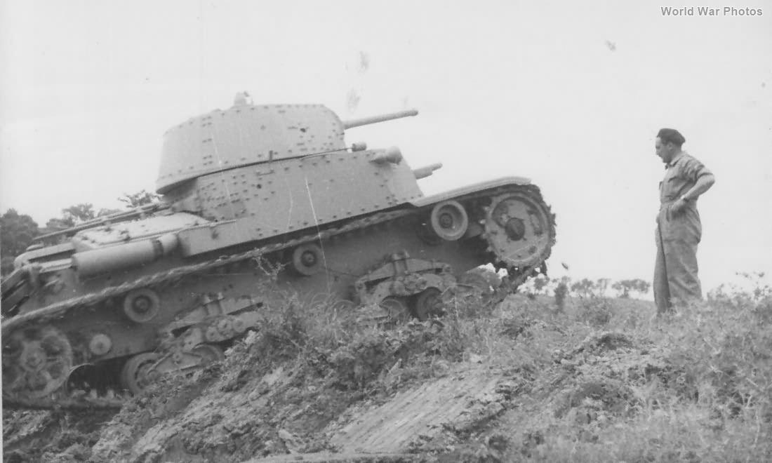 M13/40 trials