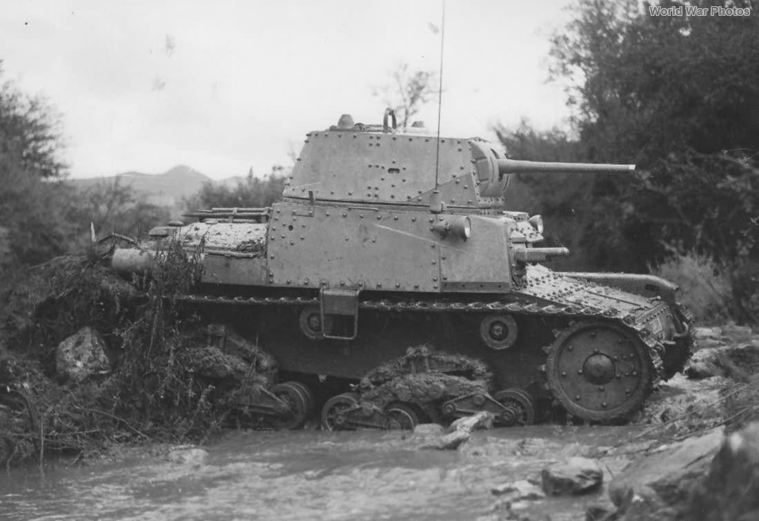 M13/40 trials 2