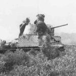 Camouflaged M13/40