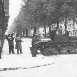 M13/40 Milan April 1945