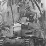 M13/40 Tripoli 23 March 1941