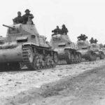 M13/40 mid Ariete Division Bengasi