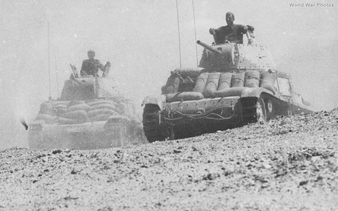 M14/41 Tunisia 1943
