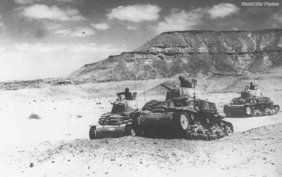 M14 41 Division Littorio 1942