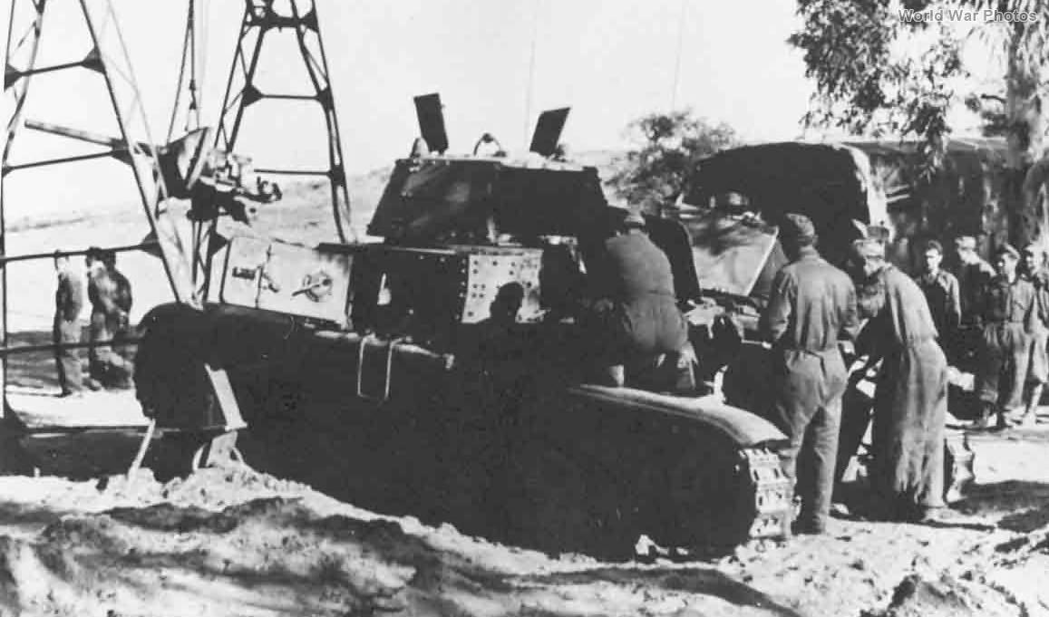 M14/41 in maintenance