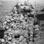 KO'd Italian M14/41 near Gafsa, Tunisia