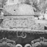 """M14/41 od the 131st Armoured Division """"Centauro"""""""