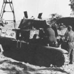 M14 41 in maintenance