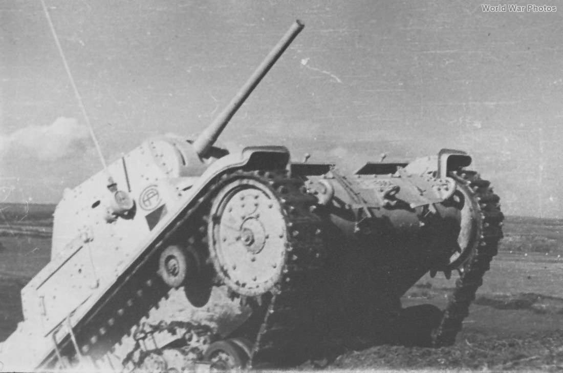 M15/42 1st prototype