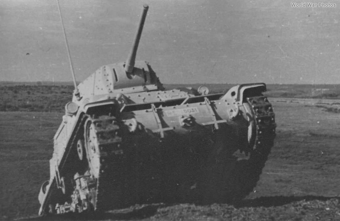 Carro armato M15/42 RE5031