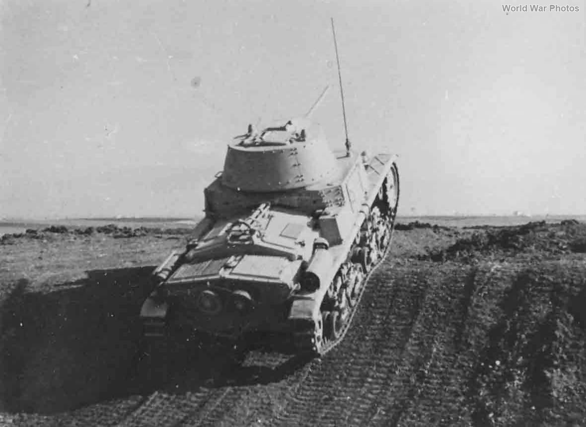M15/42 prototype