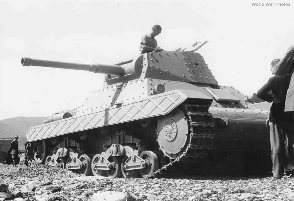 Ansaldo P 40 1942 3