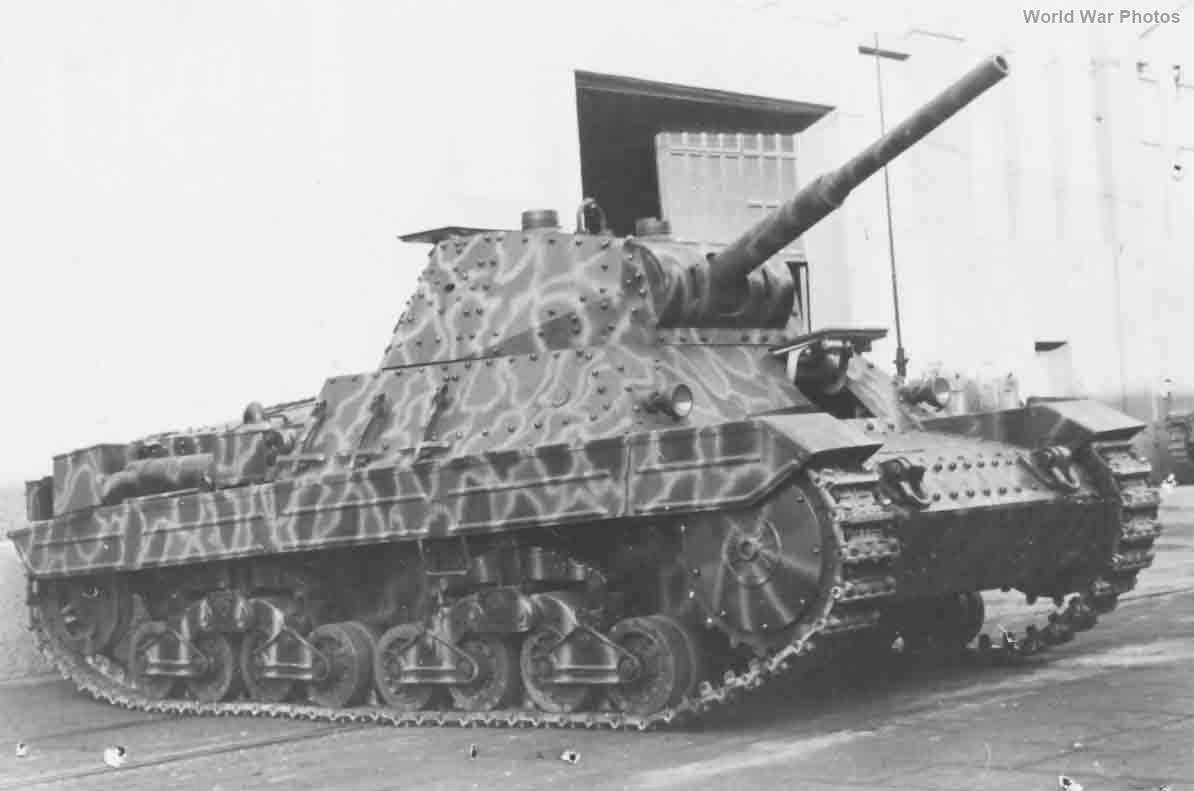 Ansaldo P 40 1944 2