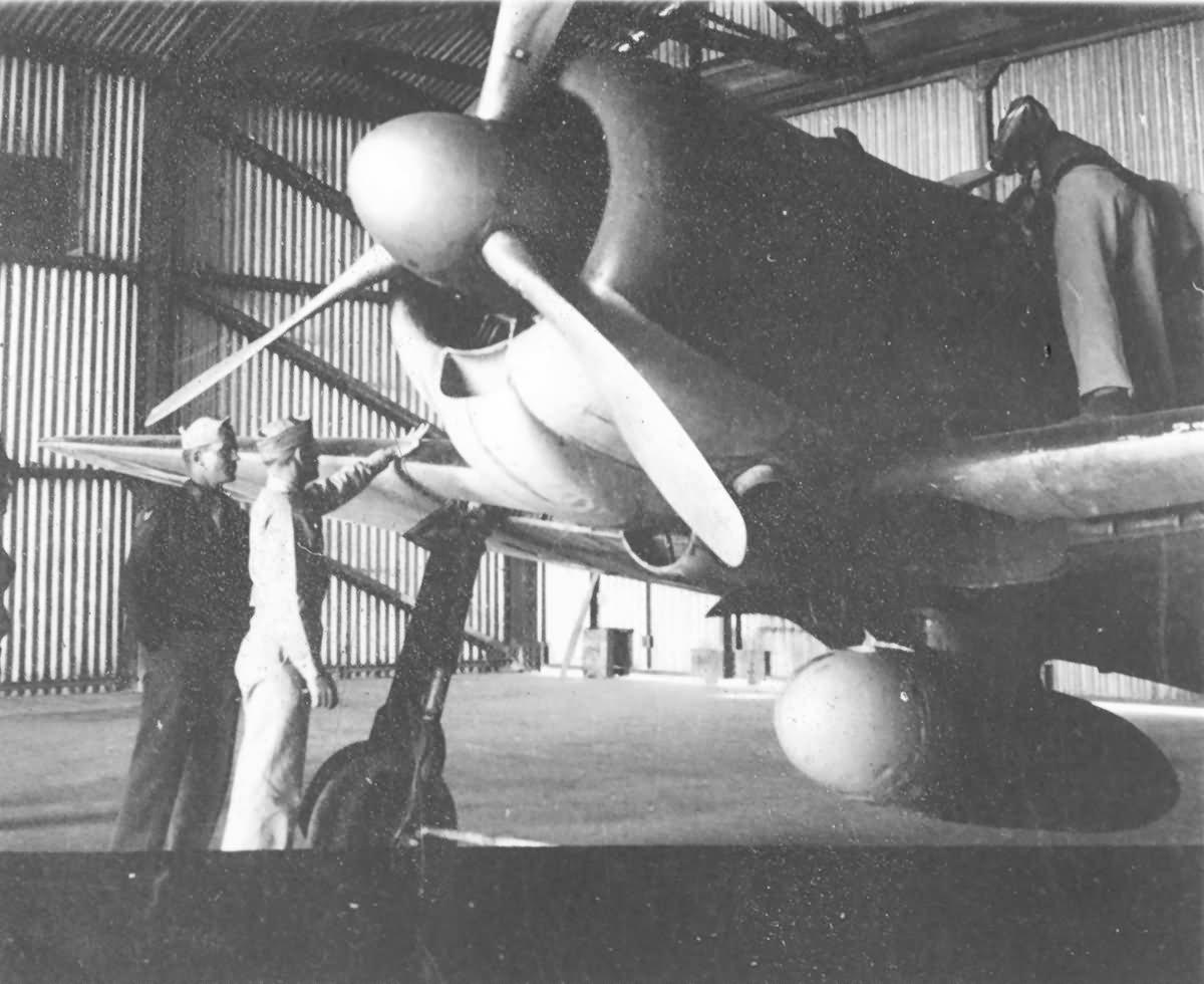 Captured Mitsubishi A6M2 Zero V 172