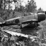 A6M3 Zero (Hamp) at Buna 1943 V-187