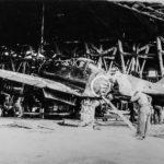 A6M5 261 Kokutai in Saipan Hangar 1944