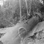 A6M5 Zero Wrecked Philippines during 1945