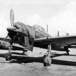 A6M5 Zero (Zeke) Aslito Field Saipan 1944