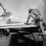 A6M Zero Q-102 of 2nd Kokutai New Guinea