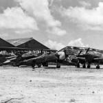 A6M Reisen 61-197, 8-07, 8-33 and 8-36 of the 261st Kokutai – Saipan 1944