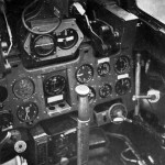 A6M Zero Reisen cockpit V-172