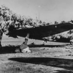 Camouflaged A6M5 found on Saipan 1944