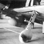 Captured A6M2 Zero V 172 landing gear
