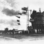 Lt Shindo s A6M Zero on carrier Akagi before raid on Pearl Harbor