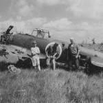 Mili Atoll Mitsubishi A6M Zero 381 Kokutai POW US sailor august 1945