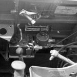 cockpit of a Japanese Mitsubishi A6M3 Papua 1943 3