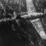 B5N2 Kate shot down by PB4Y-1 6 June 1944