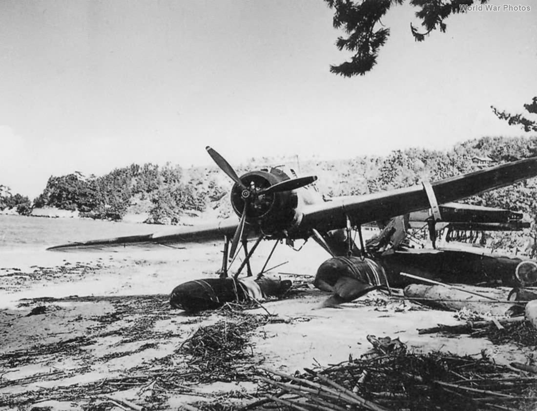 E13A Kyushu 1945