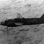 G4M2 model 22 coded 01-322 of 755 Kokutai June 1944