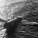 G4M off Tulagi Island on 8 August 1942