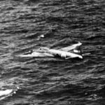 G4M Betty under attack by a PB4Y-1 of VB-106 2