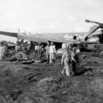 Wreckage of Nakajima G5N2-L