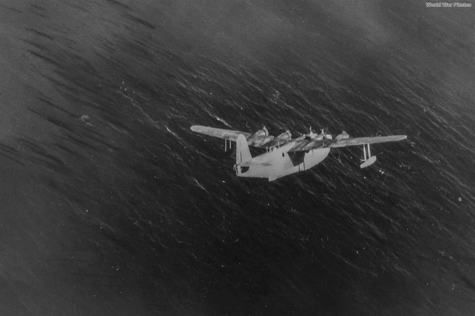 H8K under attack by USN Aircraft 44