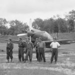 J2M3 BI-02 tested by British in Malaya, 1945 2