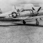 J2M3 Raiden in US Markings Clark Field '45