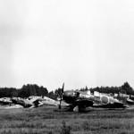 J2M Raiden 302nd Kokutai and A6M G4M 1945 Atsugi