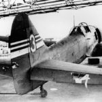 Kawasaki Ki-100 II prototype with turbocharger – Kagamigahara 1945